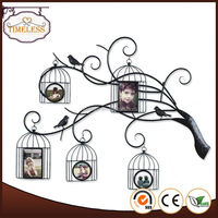 With 9 years experience factory supply family tree photo frame picture frame