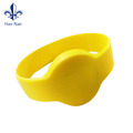 Campaign promotional items silicone id bracelet