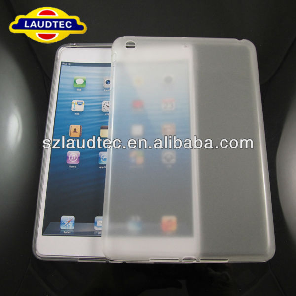 for iPad Mini 2 Solid TPU Gel Case,Solid Gel TPU Case for iPad Mini 2