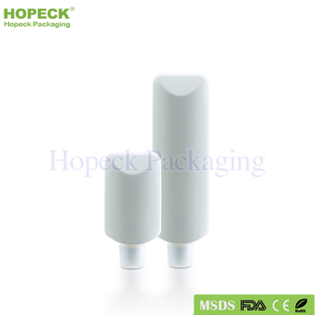 oval shape HDPE/LDPE plastic bottle for shampoo 100ml