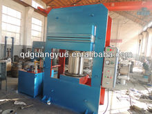 Rubber O ring and V-sealed washer making machine / rubber hot platen press machine