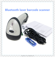 1D bluetooth barcode scanner RF ticket barcode reader with USB(10x)