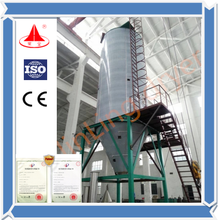 high quality pressure nozzle spray dryer for pigment machinery