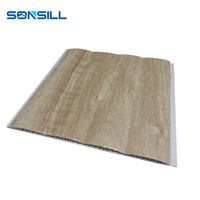Hot sale bathroom shower plastic pvc wall panel decorative