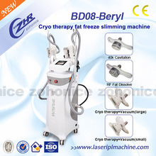 BD08 suit for all skin cryo therapy ice shaping machine