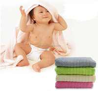 100% Organic Cotton plain Towel