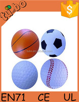 2015 New Products cheap and custom anti stress ball / pu stress ball for salefor promotional