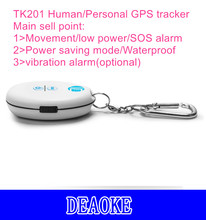 Hand-held Iron sim card gps tracking device with Real-time tracking TK201