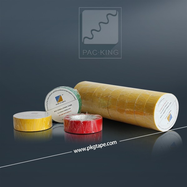 flexible pvc insulation tape used for electrical wire