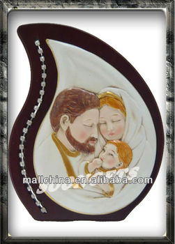Selling!!! 2011 New Antique Orthodox Polyresin Icon