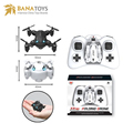 Small micro pocket dron rc folding mini drones for kids