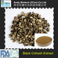 10 Years Gold Supplier Black Cohosh Powder Extract