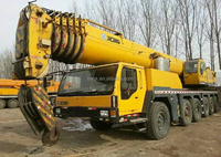 High performance XCMG mobile/truck crane 260T with famouse engine brand