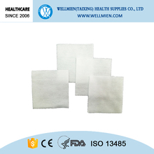 Disposable Medical Gauze Nonwoven Swab Wipes
