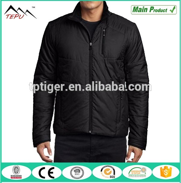 2017 Wholesales Warm Stand Collar Leisure Men Winter Jacket