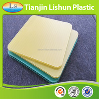 China Manufacturer Supply Pp Hollow Board With High Quality