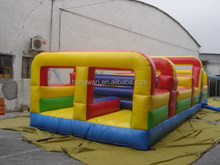 long baby bouncer obstacle courses for sale