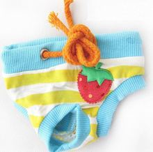 RoblionPet Dog cotton sanitary Physical Pants/ Pet Underwear/ Pet Panty