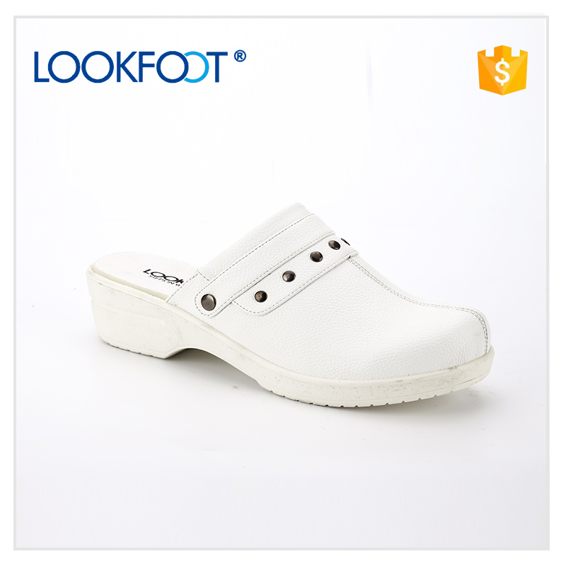 factory professional custom women white dress genuine leather sole sport shoes in stock
