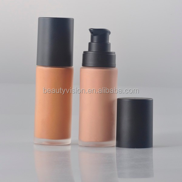 Private Label Silky Soft High Quality Best Beauty Foundation Makeup Liquid