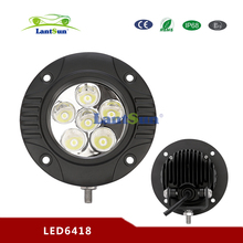 LED6418 hotsale 18w round surface ring led down lights 6inch