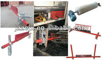 Primary Conveyor Belt Cleaner to clean up sticky material