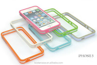 New Arrival Ultra-Thin Transparent Bumper mid frame For iPhone 5