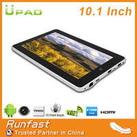 10 inch capacitive tablet, transformed tablet pc to capacitive Touch panel