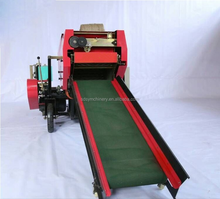 Pine straw and silage baler machine for sale