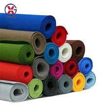 Chinese Supplier Different Color Needle Punched Printed Nonwoven Fabric Felt or Printing Press Felt