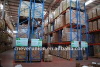 Small wholesale heavy duty pallet rack