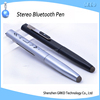 High quality smart pen bluetooth stereo headset