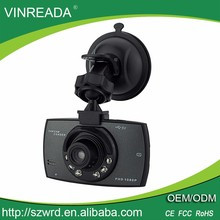 Wholesale Car Video Camera OEM Car DVR 1080p Full HD Vehicle Blackbox DVR User Manual with Night Vision