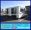 Galvanized steel cheap prefab container house for europe