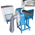 Hot selling pillow filling machine with cotton opening machine