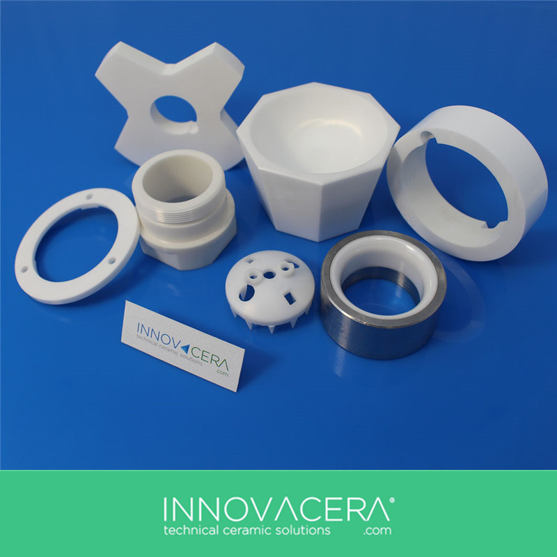 High Mechanical Strength Ceramic Zirconia Grinding Media For Sand Mill Machine/INNOVACERA