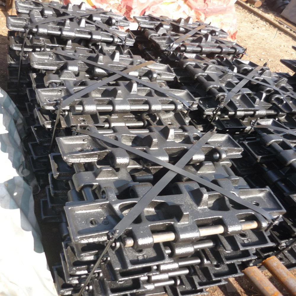 Zoomlion QUY80 track shoes crawler crane undercarriage parts