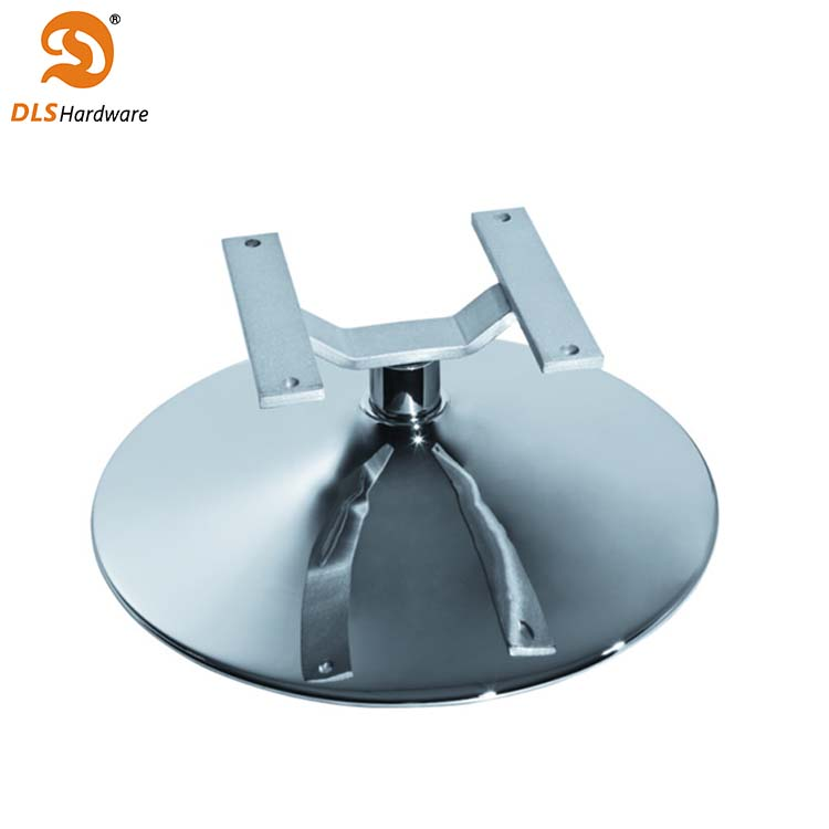 furniture leg metal chrome swivel chair base for recliner inclined furniture leg wholesale turkey legs