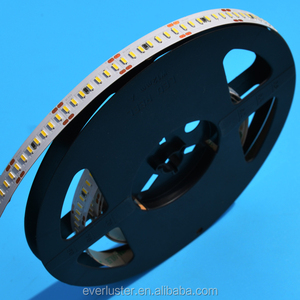 Every 6leds cuttable 4014 led strip 24VDC 180leds per meter with sanan chip