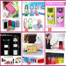 innovative product ideas of mini heater and cooling for new gifts items