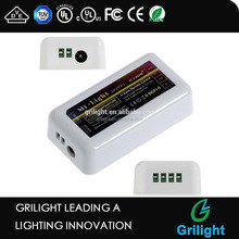 1 channel dmx dimmer rf controller CCT color temperature adjustable led bulb light