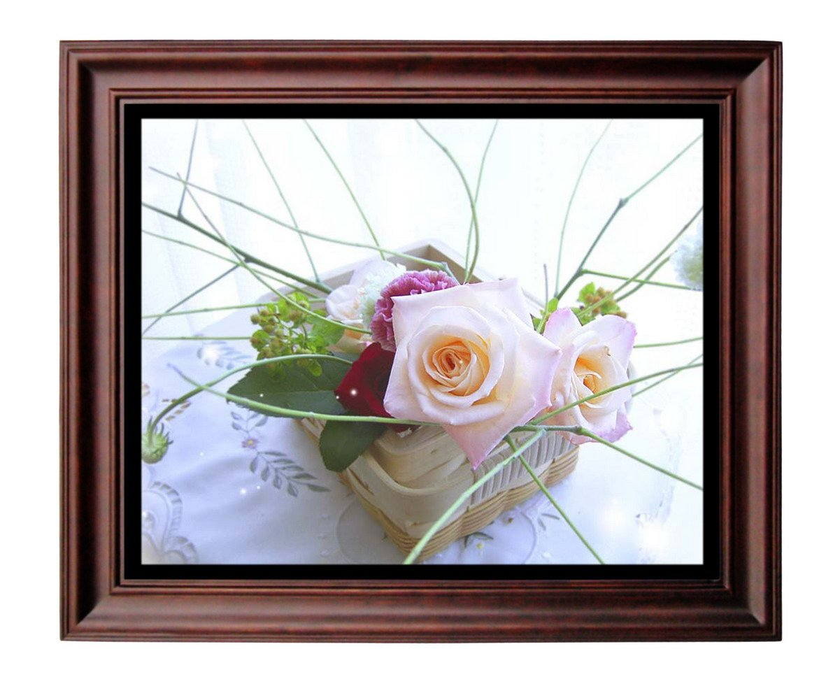 "17"" digital photo frame with full function"
