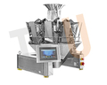 Automatic 10 Head SIEMENS/Allen-Bradley PLC Multihead Combination Scale for Cereal Packing Machine