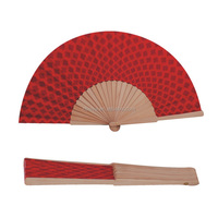 Customized Design Folding Hand Fan With