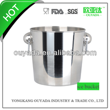 stainless steel cool basket ice bag
