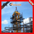 Good Performance Flat Boom Types of Tower Crane QTZ50 for Sale