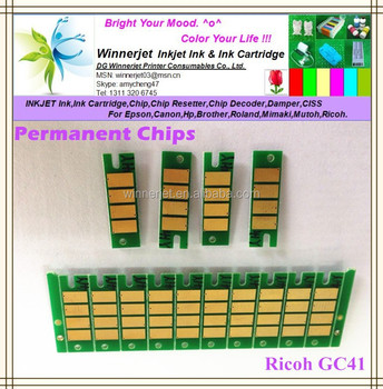 Reset Chip For Ricoh Aficio SG 3110DN