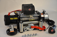 4WD Offroad 12v Electric Winch 12000Lbs more worhty than Runva winch