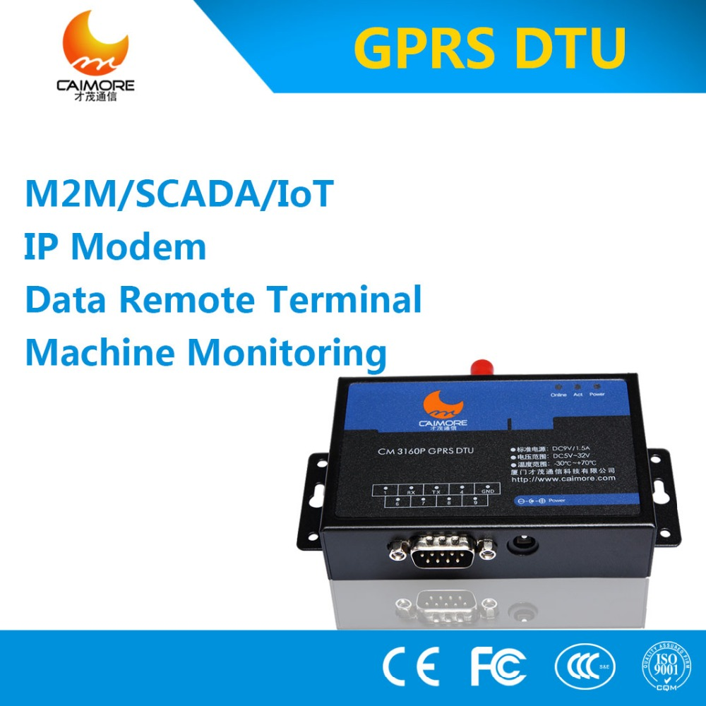 modem 3g rs485 modem rs485 rs232 for m2m scada UMTS WCDMA HSDPA HSUPA HSPA 3G Modem with DB9 RS232 RS485