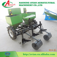 CE certificate approved 2 rows potato planting machine / potato planter with good performance